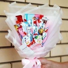 Букет из конфет Вкусняшка