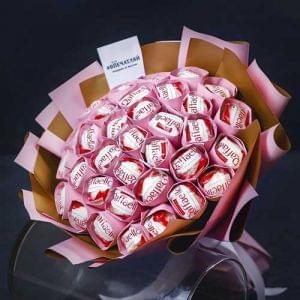 Букет из конфет Raffaello